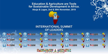 Education & Agriculture are Tools for Sustainable Development in Africa tickets