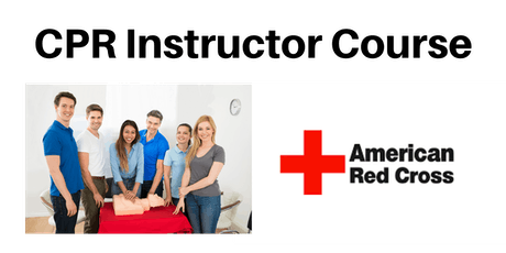 American Red Cross CPR Instructor Course tickets