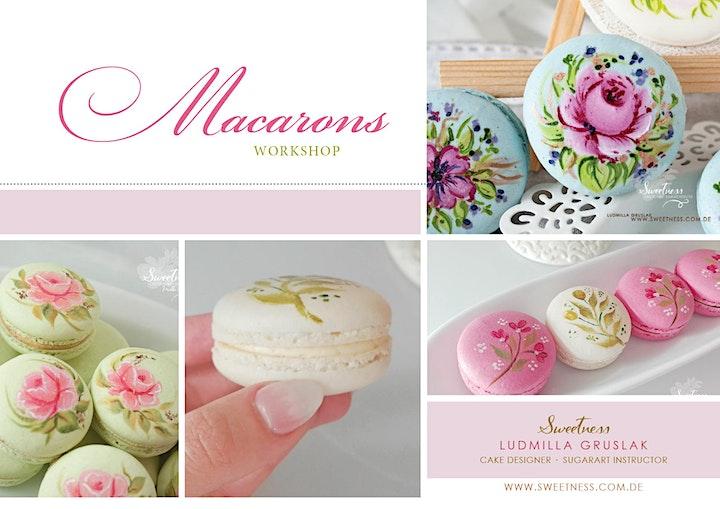 Macarons Back-Event: Bild