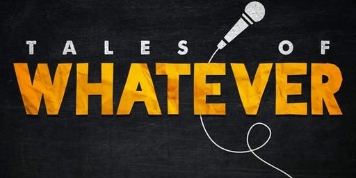 Tales of Whatever @ The Leeds Library