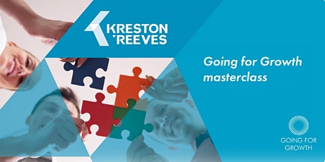 London Going for Growth masterclass tickets
