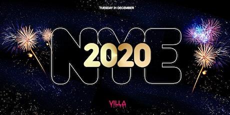 THE VILLA ANTWERP NYE 2020 tickets