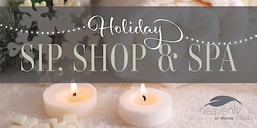 Holiday Sip Shop & Spa