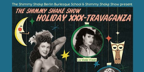 Shimmy Shake **Holiday** Show Dec 12th tickets