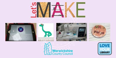 Design and Graphics at Nuneaton Library tickets