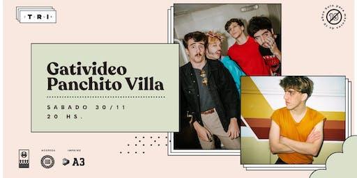 Gativideo / Panchito Villa en Club TRI  :)