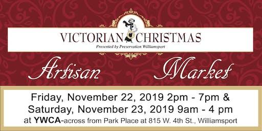 Victorian Christmas Artisan Market