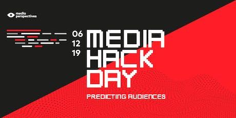 Media Hack Day: Predicting Audiences tickets
