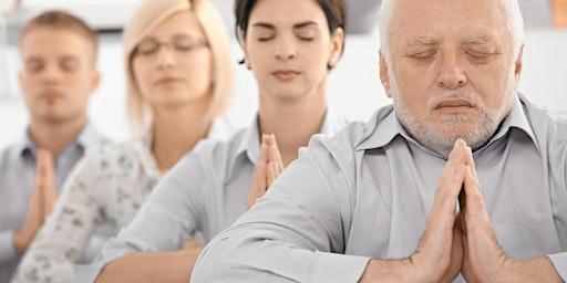 Meditation for Coaches with Gillian McMichael - Dubai