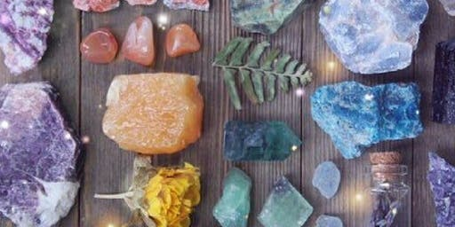 ROCK Bottom ☆ A wholesale crystal party
