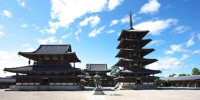 Ancient Capital of Japan: Nara + Japanese Tea Social