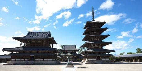 Ancient Capital of Japan: Nara + Japanese Tea Social tickets