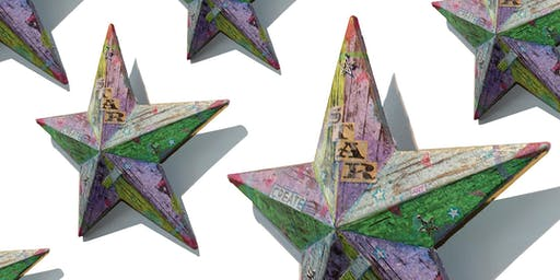 Make A Funky Christmas Star