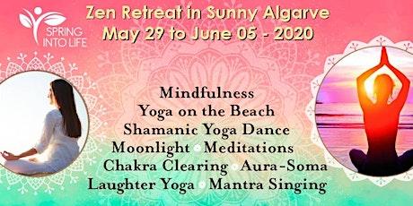 Zen Retreat in sunny Algarve ingressos