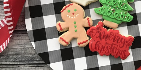Traditional Christmas Cookie Class tickets