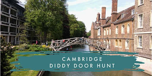 CAMBRIDGE DIDDY DOORS AND UNUSUAL ATTRACTIONS WALK