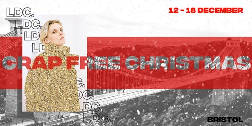 Crap Free Christmas: Lone Design Club's Festive Concept Store BRISTOL