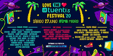 Love the Tuenti's Festival entradas