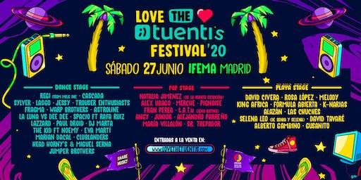 Love the Tuenti's Festival