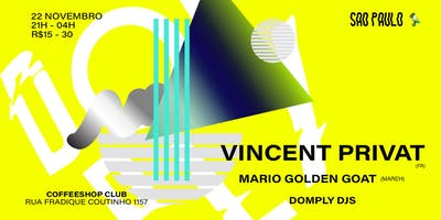 Domply Sao Paulo c/ Vincent Privat - Mario Golden Goat