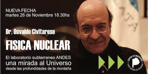 Conferencia sobre el Laboratorio subterráneo ANDES