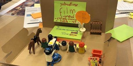 Workshop: Leren innoveren met en voor de patiënt tickets
