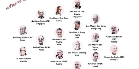 The Whole World is a Single Flower International Zen Conference 2020 tickets