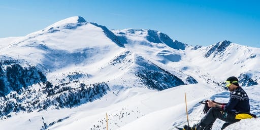 Barcelona to Andorra ski weekend- January