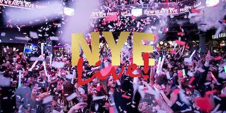 NYE Live! New Year's Eve Atlanta tickets