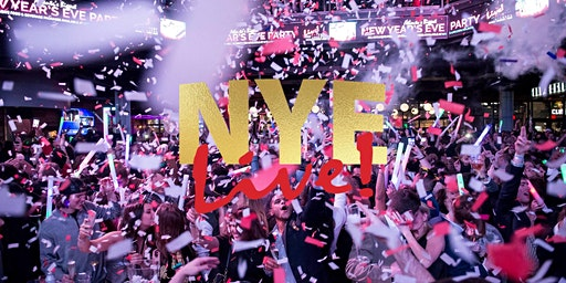 NYE Live! New Year's Eve Atlanta