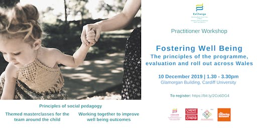 Practitioner Workshop: Fostering Well Being