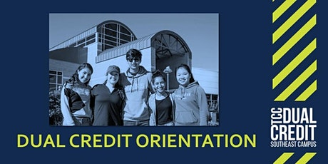 Dual Credit Orientation - Spring 2020 (Option 2) tickets