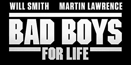 Osakwe Jahi Scholarship Fundraiser - Bad Boys for Life tickets