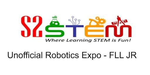 S2STEM Robotics Team Expo (FLL Jr)