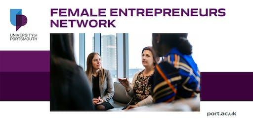 Female Entrepreneurs Network: GEW pop-up event!