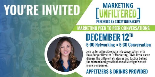 Marketing Unfiltered Meetup