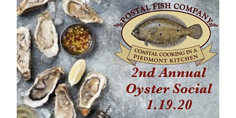 2nd Annual Oyster Wine Social tickets
