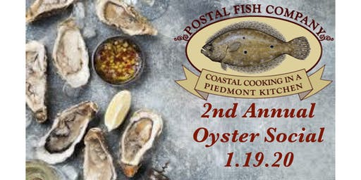 2nd Annual Oyster Wine Social