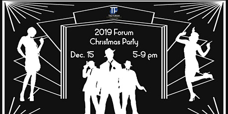 1920's Christmas Party at The Forum tickets