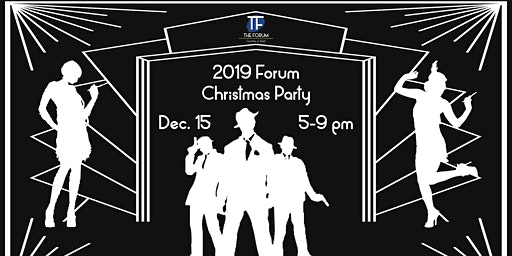 1920's Christmas Party at The Forum