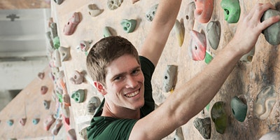 Charity Indoor Climb
