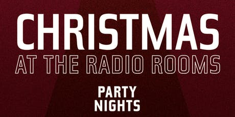 Christmas at The Radio Rooms with Hardly Original! tickets