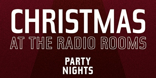 Christmas at The Radio Rooms with Hardly Original!