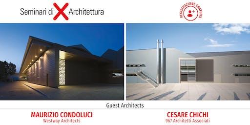 Seminario di Architettura Pescara - Architettura e design al centro: creatività, tecnologia, ricerca