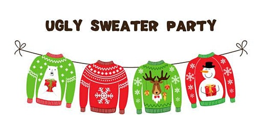 Ugly Sweater Holiday Fundraiser Party