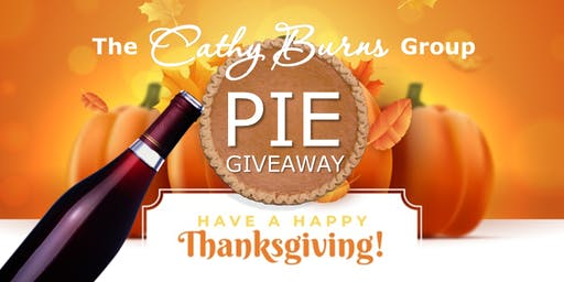 The Cathy Burns Group Pie Giveaway