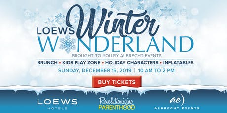 Winter Wonderland 2019 / Breakfast with Santa tickets