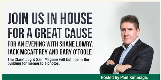 An Evening with... In aid of The Irish Hospice Foundation