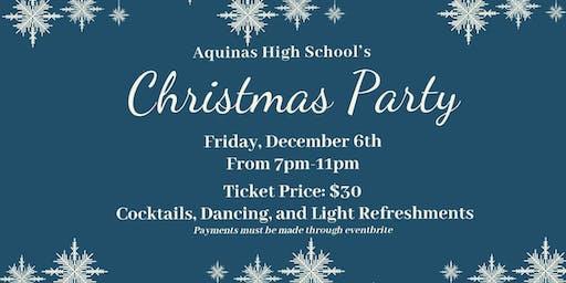 Aquinas High School Christmas Party