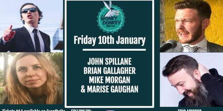 John Spillane, Brian Gallagher, Marise Gaughan tickets